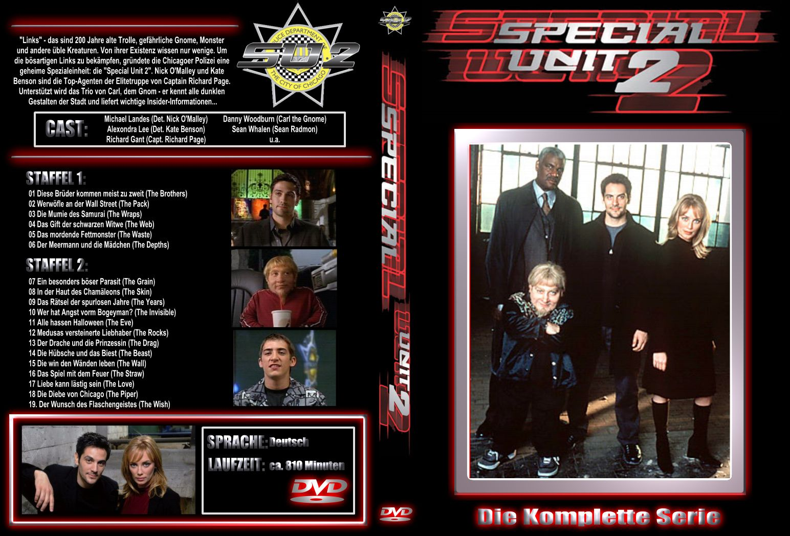Special Unit 2 – Die Monsterjäger