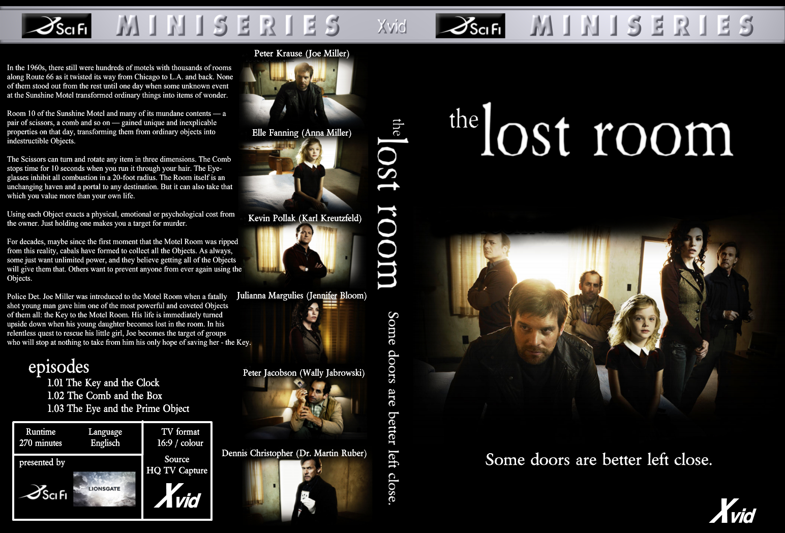 lost room staffel 2